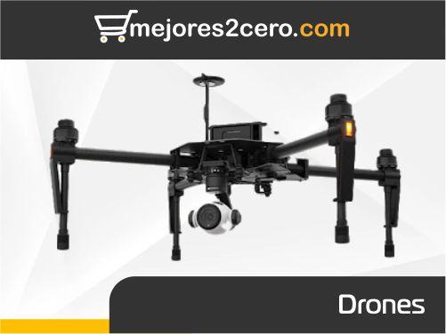 Los mejores drones calidad precio del 2021 – Comparativa y guía