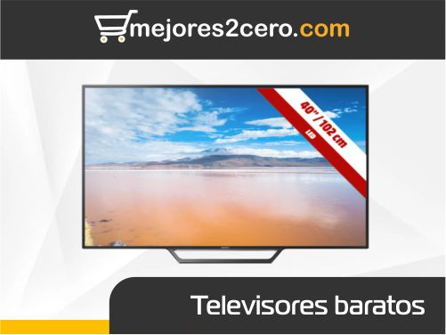 Los mejores televisores baratos del 2021 – Comparativa y guía