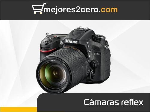Las mejores cámaras réflex del 2021 – Comparativa y guía