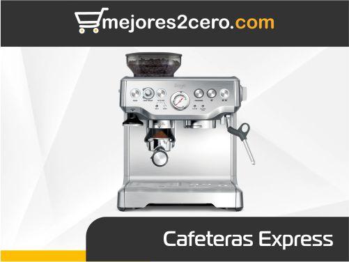 Las mejores cafeteras express del 2021 – Comparativa y guía