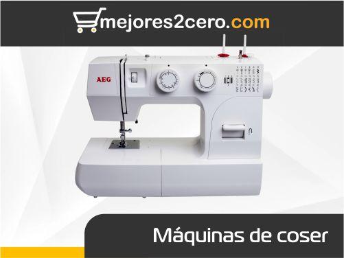 Las mejores máquinas de coser del 2021 – Comparativa y guía