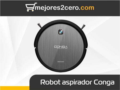 Los mejores robots aspiradores Conga del 2021 – Comparativa y guía