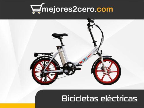 Las mejores bicicletas eléctricas del 2021 – Comparativa y guía